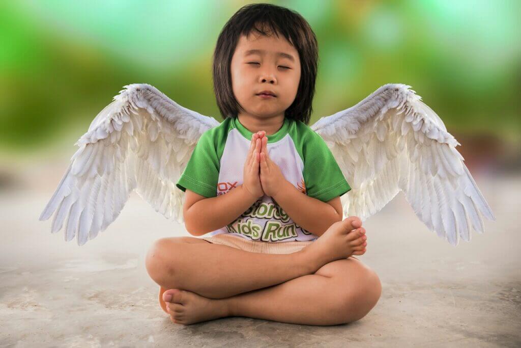 祈りと黙想